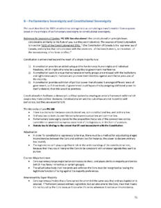 NCA NOTES/SUMMARIES - National committee on accreditation