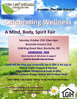 Celebrating Wellness -  A Mind, Body, Spirit Fair