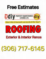 Get your roof done before winter