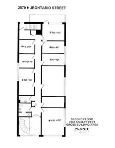 Office Space minutes from Square One