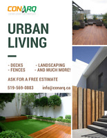 Urban Living : get the garden of your dreams! enquire today