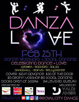 Let's dance - Danza Love!