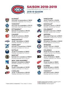 Canadiens (Habs) Tickets - White Corner 324 DD Aisle