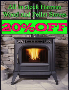 Floor Model Clearance Sale, Wood Stove, Pellet Stoves  & Inserts