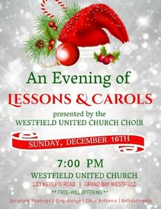 """An Evening of Lessons & Carols"""