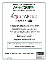 Job Fair — Startek at ACFOMI Employment Services