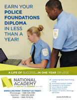 Police Foundations DIPLOMA