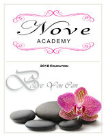 Nove Academy of Esthetics - Become certified today!