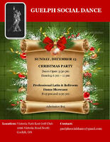 Sunday Dance December 13- Christmas Theme Party
