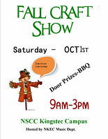 NKEC Fall Craft Show