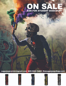 SMOKE GRENADES ON SALE