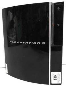 Sony Playstation 3 Cechk02 (NO CONTROLLER)  - 000500212949 Spearwood Cockburn Area Preview