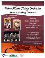 PA Strings Orchestra Annual Spring Concert!