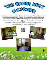 Full time daycare Kanaka Creek Area