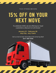 A to Z Strong Movers - Professional Moving & Packing Services