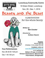 """BEAUTY and the BEAST"" - A pantomime by Ben Crocker"