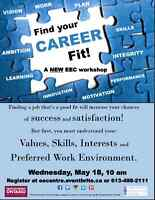 Find your Career Fit at EEC in April