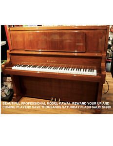 ONE DAY FLASH PIANO SALE!