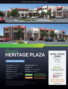 Own Your Own Retail Unit