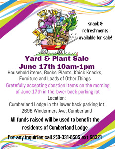 Yard & Garage Sale