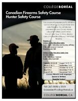 Canadian Firearms Safety Course and Ontario Hunter Safety Course