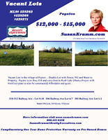 Lots for Sale in Paynton/North Battleford