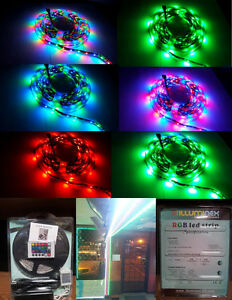 WIDE VARIETY OF LED STRIP LIGHTS