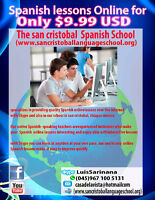 Learn Spanish Online with Skype