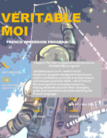 CTS Veritable Moi French Immersion Program!! Register by Sept 25