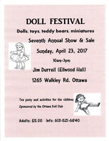 Doll Festival Show and Sale