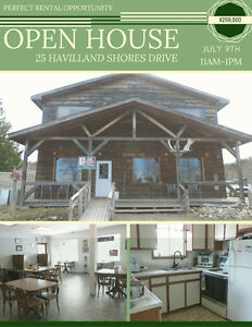 OPEN HOUSE!!GREAT INVESTMENT OPPORTUNITY WITH LAKE SUPERIOR VIEW