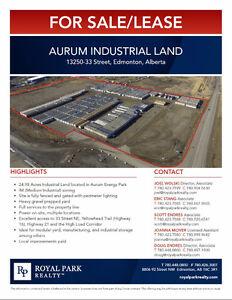 Aurum Industrial Land