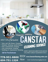 Post Construction-Renovation House Cleaning Service