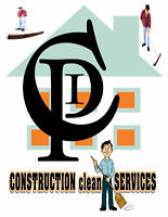C.P.I Construction site Clean up & Services FREE QUOTE