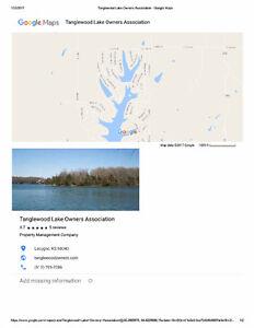 FOR SALE: LAKE LOT IN USA! 124 NW Lakeview Drive La Cygne Kansas
