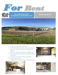 Showroom, Office and Bay Rental