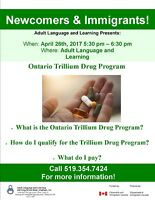 Ontario Trillium Drug Program
