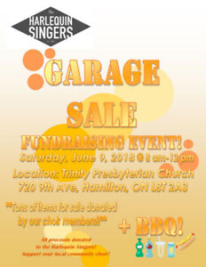 Multi-Family Garage Sale!