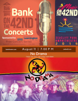 Bank OnThe42 Music Series Featuring No Drama