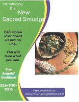 Sacred Smudging Bags