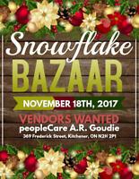 Snowflake Bazaar- VENDORS WANTED