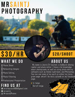 Freelance/Contract:Photographer and Photo Editor