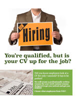 You're qualified, but is your resume? We get you HIRED!