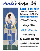 ANNEKE'S ANTIQUE SALE