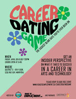 Career Dating Game: Arts and Technology