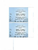 Daniel O'Donnell Tickets asking for $75.00