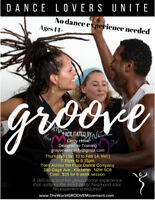 Groove with Cindy