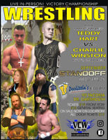Live PRO WRESTLING WWE Style  Returns to Dartmouth!