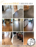 1940inc Hardwood, Vinyl and Laminate Flooring Installers