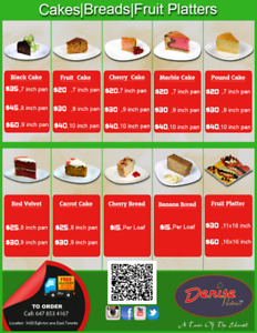 Get your tasty cakes for Christmas